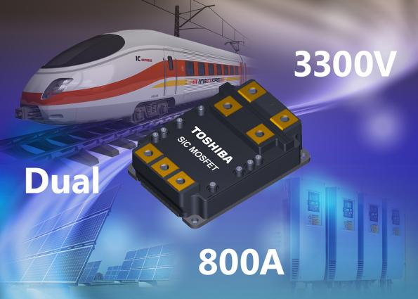 SiC MOSFET modules enable downsizing, boost efficiency