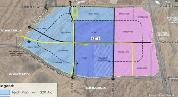 TSMC plans six wafer fabs in Arizona