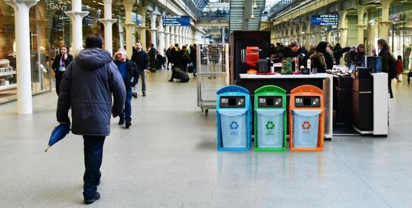 £1.3m for RFID tagging of recycling waste
