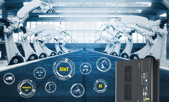 Industrial-grade GPU computer targets AIoT