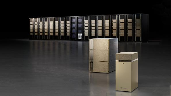 Nvidia to rent out its supercomputers
