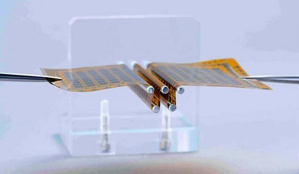 Flexible TFT achieves unprecedented flexibility, durability