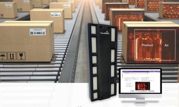 3D mmWave imaging technology 'sees' through packages