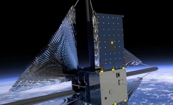 Lithuanian nanosatellite specialist to test solar sail
