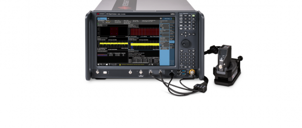 5G millimetre test system runs from 2Hz to 110GHz