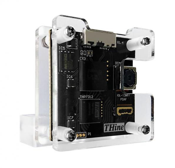 UVC camera reference design kit for embedded streaming