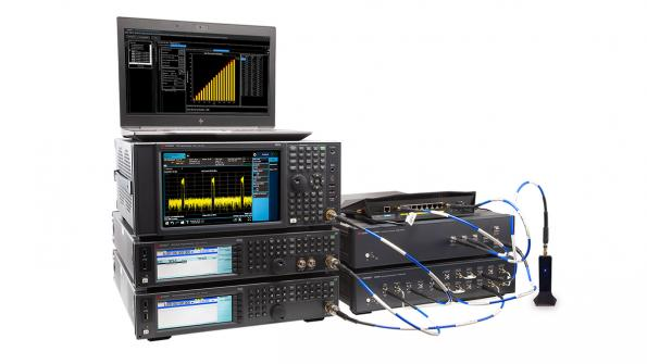 Regulatory test system to accelerate wireless certification