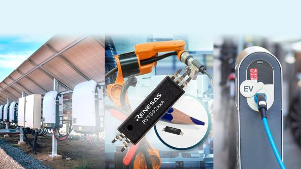 Tiny photocouplers for industrial automation and solar inverters