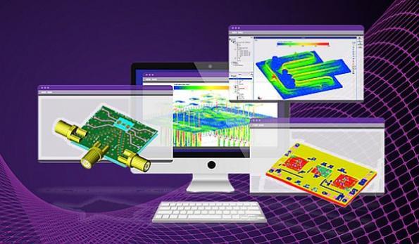 RF EDA software delivers connected design workflow