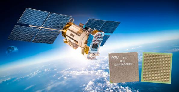 First space-qualified configurable quad ADC