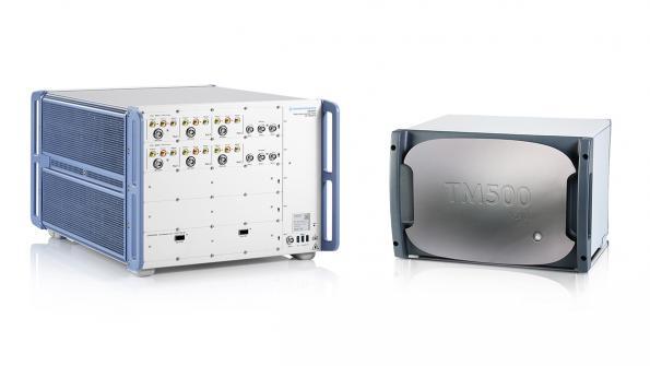 5G NR high-speed downlink IP data throughput demonstrated
