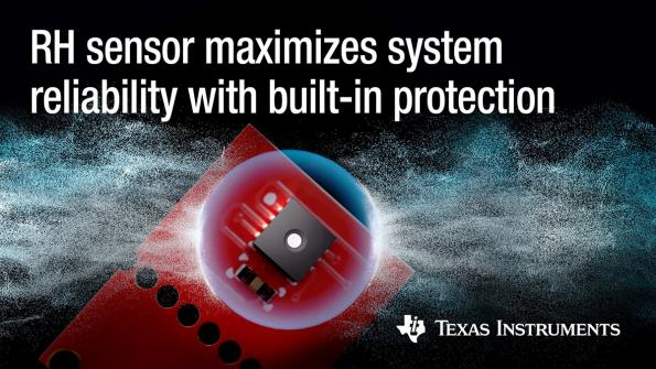 Humidity sensors provide high reliability in harsh environments