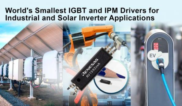 Photocouplers for industrial automation, solar inverter applications