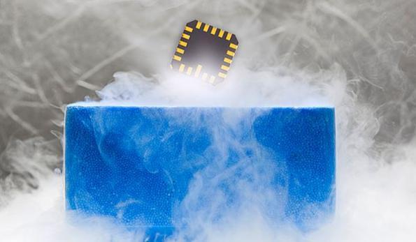 Graphene Hall sensor is optimized for cryogenic applications