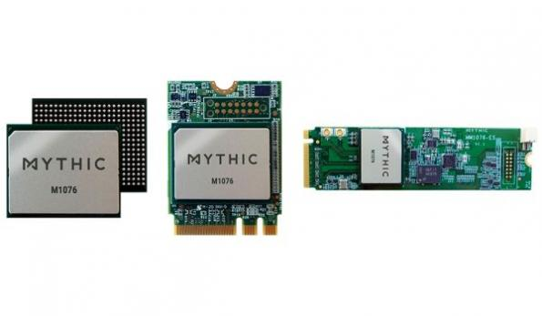 AI processor scales from single chip to 16-chip PCIe solution