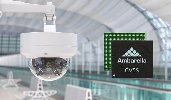 AI vision SoCs target next-gen security camera applications