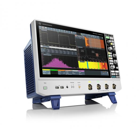Next generation oscilloscopes deliver instant insights and speed up tasks