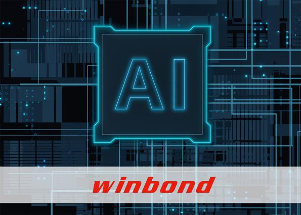 Winbond, Renesas accelerate building of embedded AI
