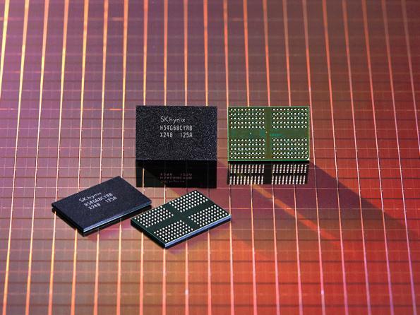 SK hynix starts mass production of 1anm DRAM