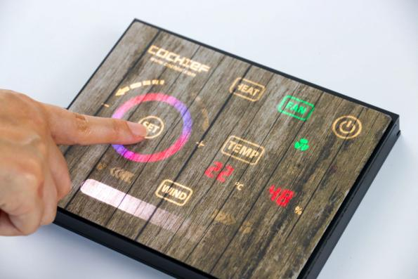 Silicone rubber enables innovative haptic interfaces