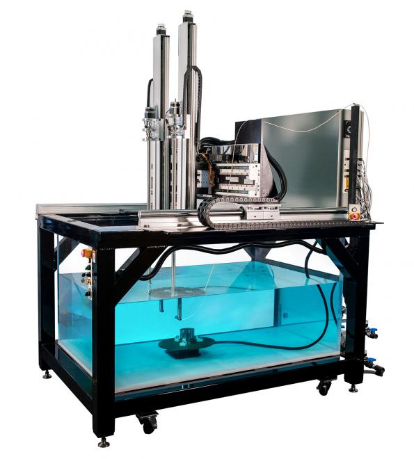 Ensuring the reliability of electronic devices through non-destructive testing of specialty metals and materials