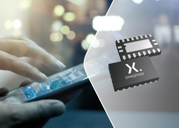 Smallest and thinnest standard logic DHXQFN packages