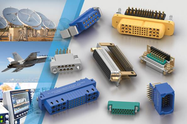 High reliability connectors for Industrial, MIL and aerospace