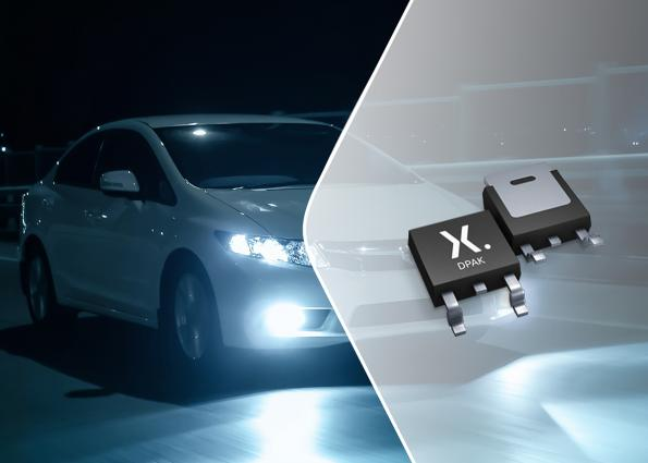 Bipolar junction transistors in DPAK-package deliver high reliability