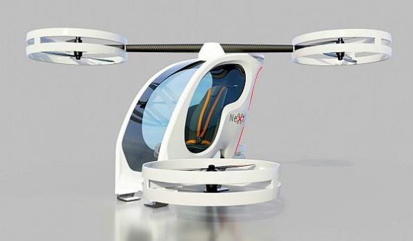 Personal air vehicle for the masses