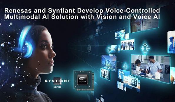 Voice-controlled solution for vision AI-based IoT, edge systems