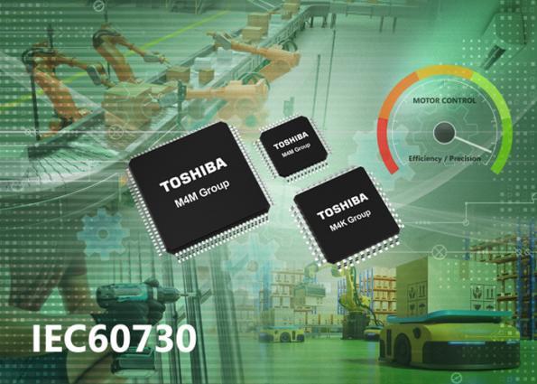ARM® Cortex®-M4 microcontrollers target motor control