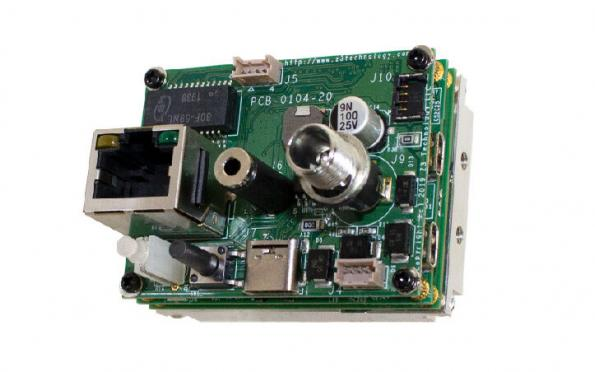 H.265 video encoder supports 4K and HD resolutions