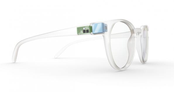 MEMS scanner for eyeglasses and head-up displays