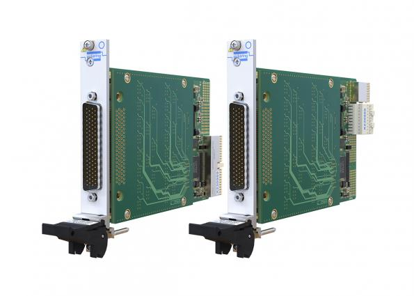 PXI/PXIe multiplexer module supports MIL-STD-1553 testing