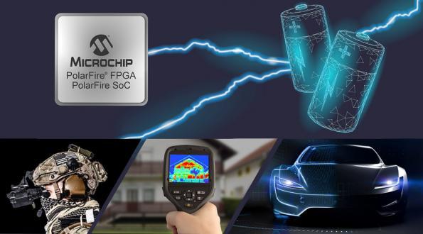 Mid-range FPGAs cut power needs for edge computing