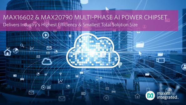 Multi-phase power chipset targets AI applications
