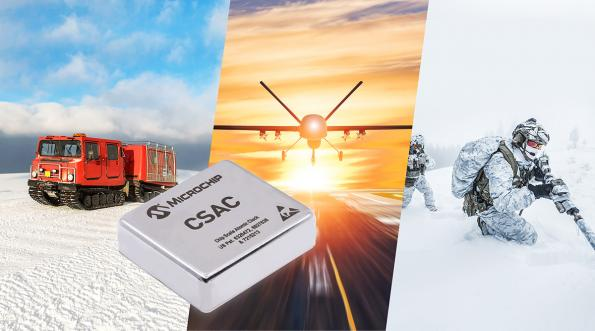 Chip scale atomic clock for extreme environments