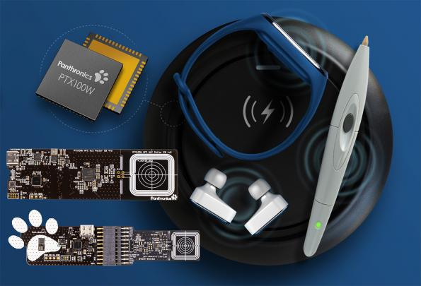 NFC wireless charging reference design