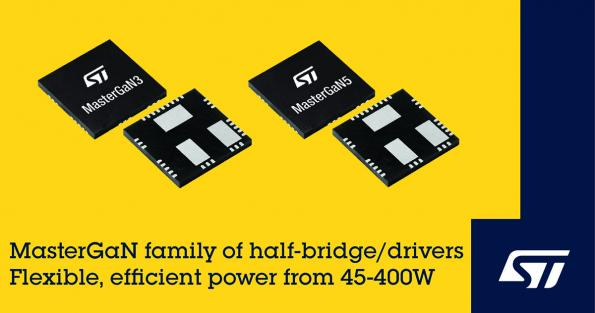 GaN power packages for 45 W and 150 W applications
