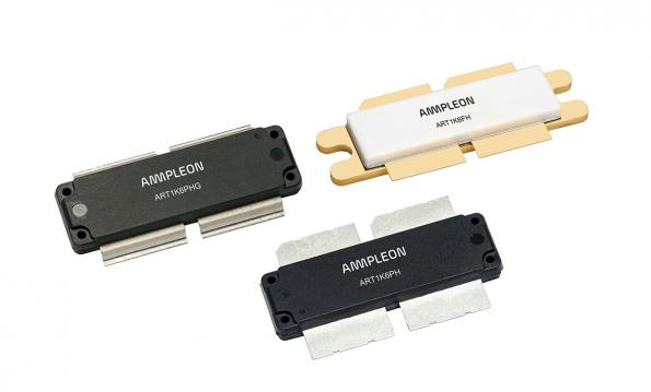 Robust RF amplifiers cope with a 65:1 VSWR