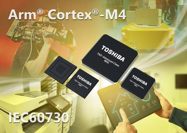 ARM® Cortex®-M4 microcontrollers for high-speed data processing