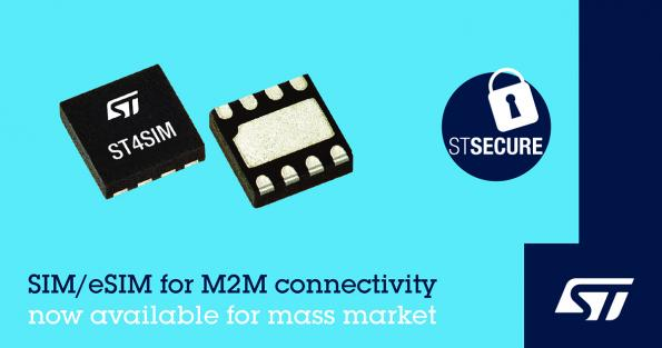 GSMA-compliant eSIMs for M2M available in volume