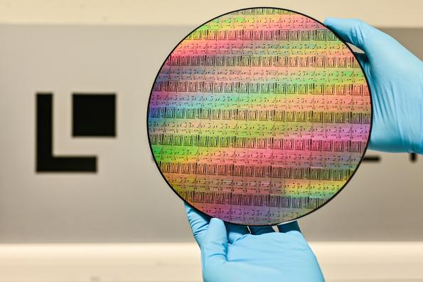 LIGENTEC and X-FAB create Europe's largest photonic IC foundry service
