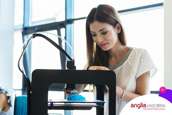 Anglia launches division to support technology start-ups
