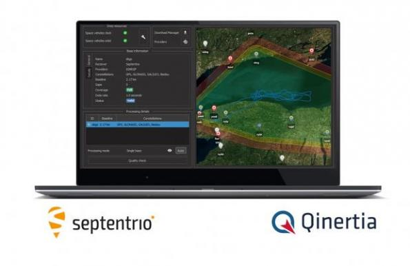 Post-processing software for Septentrio GNSS/INS receivers
