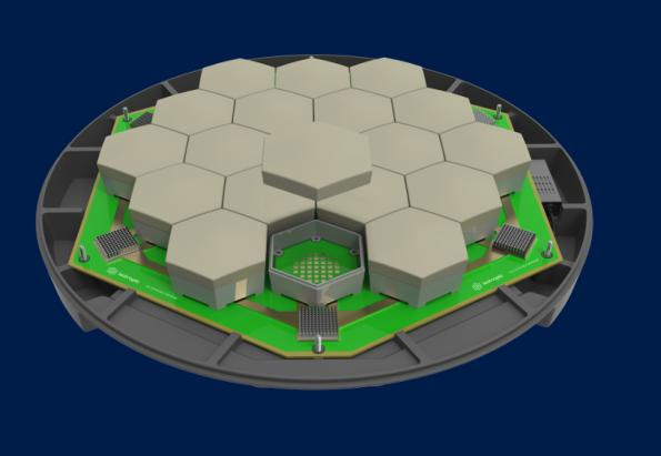 Isotropic Systems secures funding for satellite multi-link antenna