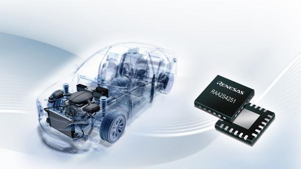 Pressure sensing ICs for automotive applications