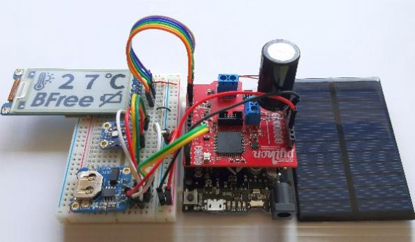 Battery-free sensor prototyping platform for everyone
