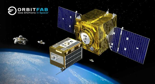 Orbit Fab to publish satellite refueling interface designs