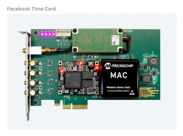 Facebook speed up their data centers with u-blox GNSS technology